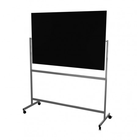 Školní mobilní venkovní tabule 150x100 cm