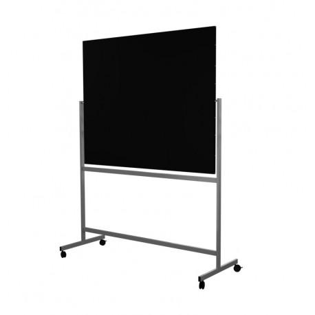 Školní mobilní venkovní tabule 150x120 cm