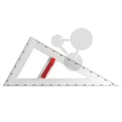 Trojúhelník 60 cm, 90-60-30°