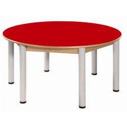 Stůl kruh průměr 120 cm UMAKART