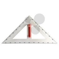 Trojúhelník 60 cm, 90-45-45°