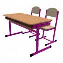 Sestavy lavic a židlí