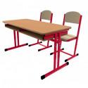 Lavice a židle